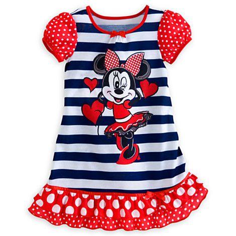 Camisola Infantil Disney Minnie 005