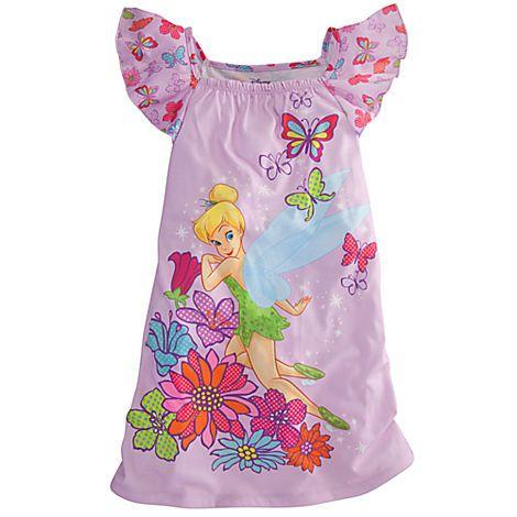 Camisola Infantil Disney Sininho 007