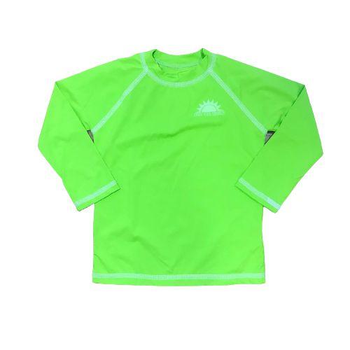 Blusa de Praia c/ Proteção +50 UV Pega Mania 14567 VERDE