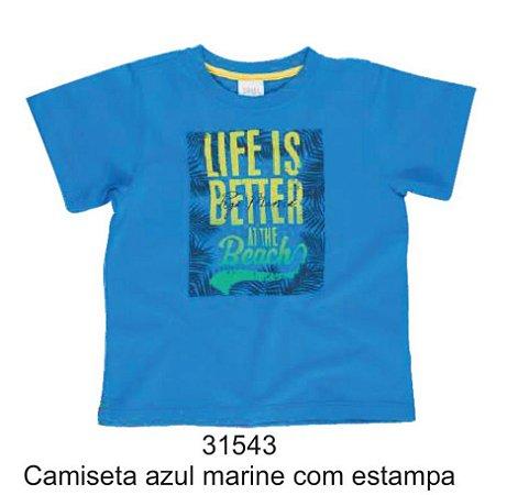 Camiseta Infantil Folhagens Pega Mania 31543