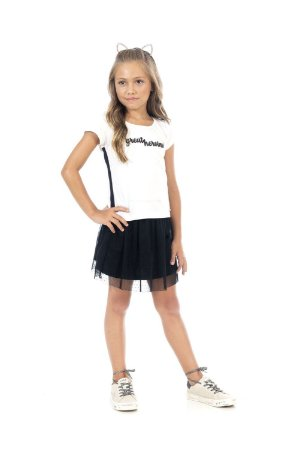 Blusa Basica Infantil Great Heroine Pega Mania 13482