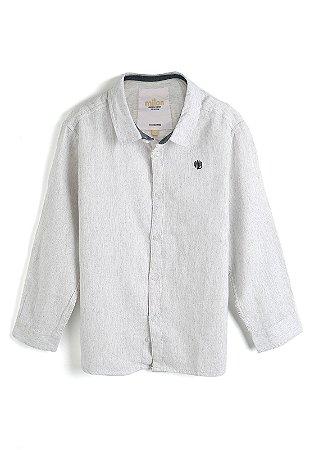 Camisa Social Infantil Mescla Milon 122744