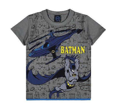 Camiseta Infantil Batman Kamylus 91588