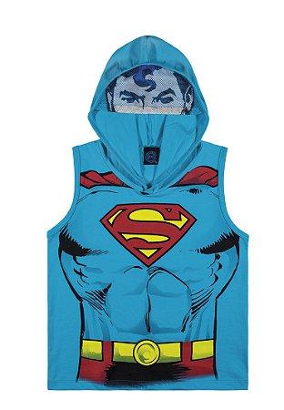 Regata com Capuz Superman Kamylus 91596