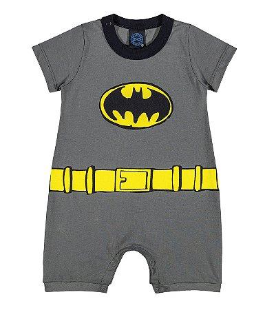 Macacão Curto Batman Kamykus 91586