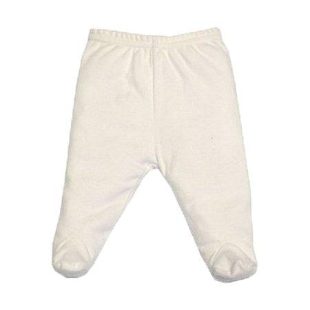 Calça Culote Liso Pingo Lelê 65658 Branco