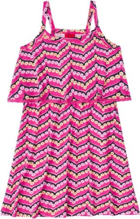 Vestido Infantil Regata Pink Kyly 108878