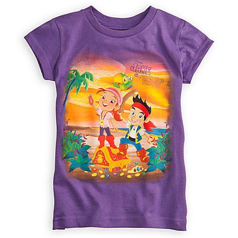Camiseta Disney Jake e os Piratas 013