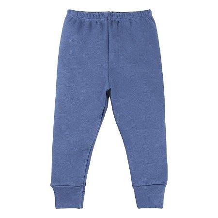 Mijão em Suedine Kiko Baby 5951 Azul