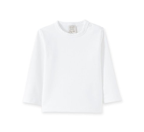 Blusa Térmica Infantil Pingo Lelê 9017 Branco