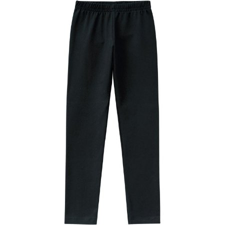 Legging Infantil Cotton Preta Kyly 20621888