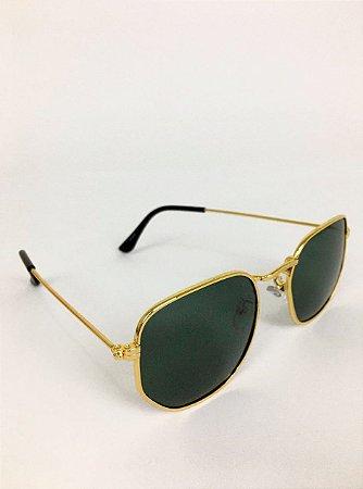 Óculos New York Hexagonal (G15)