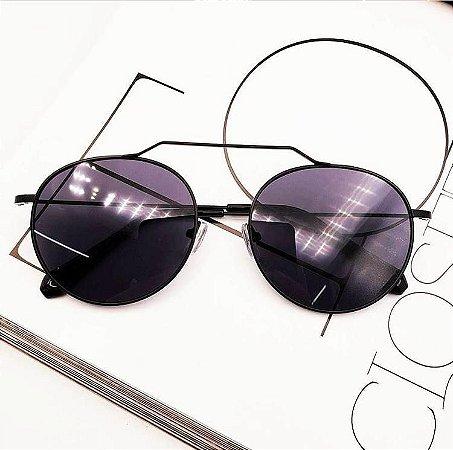 Óculos de Sol Amy (Preto)
