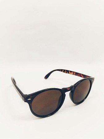 Óculos de Sol Sabrina (Tartaruga)