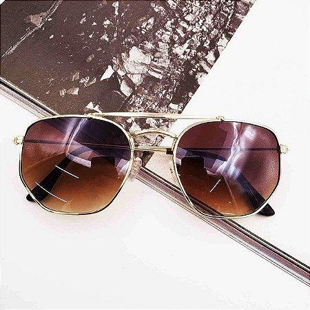 Óculos de Sol Paris 2.0 (Marrom)