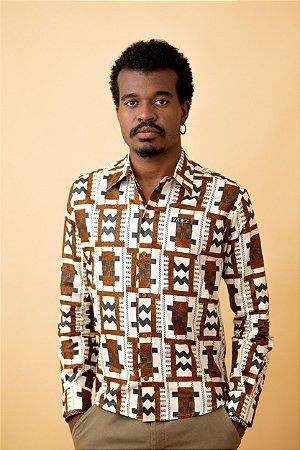 Camisa Moçambique