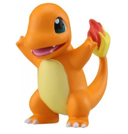 ACTION FIGURE MONCOLLÉ CHARMANDER