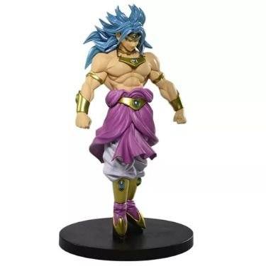 ACTION FIGURE DRAGON BALL BROLY SSJ LENDÁRIO