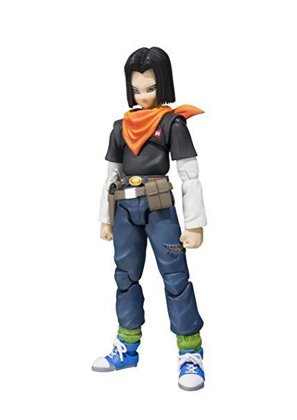 ACTION FIGURE DRAGON BALL ANDROID 17