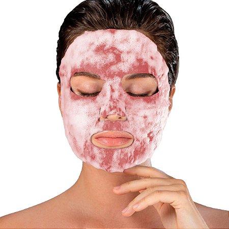 Máscara Facial Superfood Bubble O² Pêssego - Smart GR