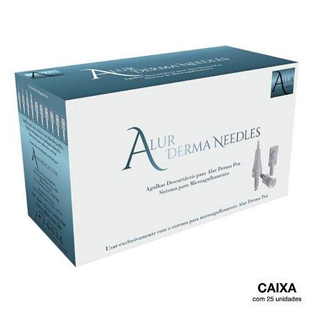 Cartucho Derma Needles (25 unidades) - Alur
