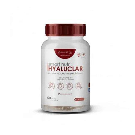 Smart Hyaluclar Nutri - Suplemento alimentar em cápsulas - Antioxidante - Smart GR