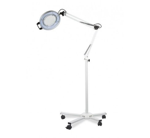 Lupa de Aluminio LED Tripe - Estek