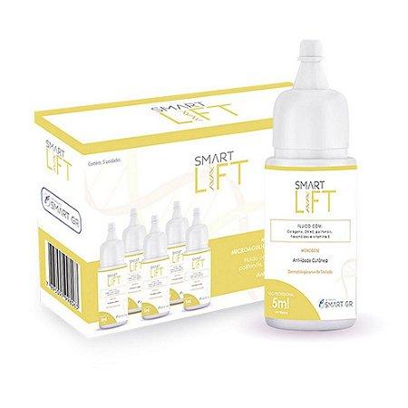 Smart Lift - Anti-idade cutâneo - 5 Monodoses de 5 mL- Smart GR