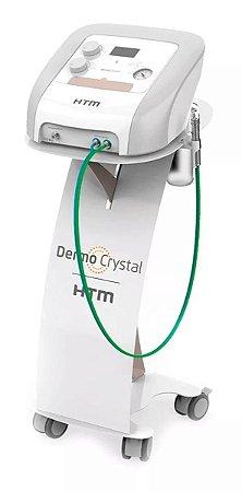 Dermo Crystal HTM - Aparelho de Peeling de Cristal e Vacuoterapia