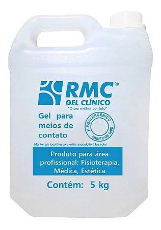 Gel Condutor Galão 5kg Incolor - RMC
