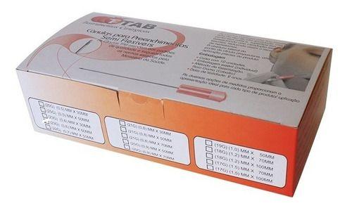 Cânulas para Subcisão (Bico de Pato) Celulite TAB Avulsa