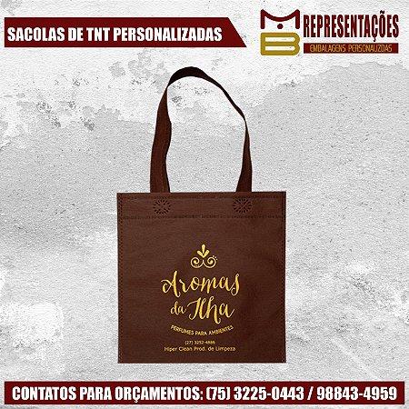 SACOLAS DE TNT PERSONALIZADA - MB EMBALAGENS PERSONALIZADAS