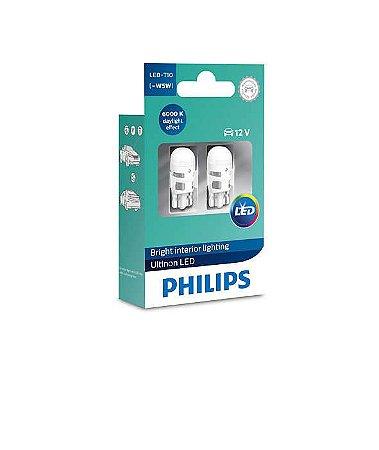 T10 Philips Ultinon LED 6000K