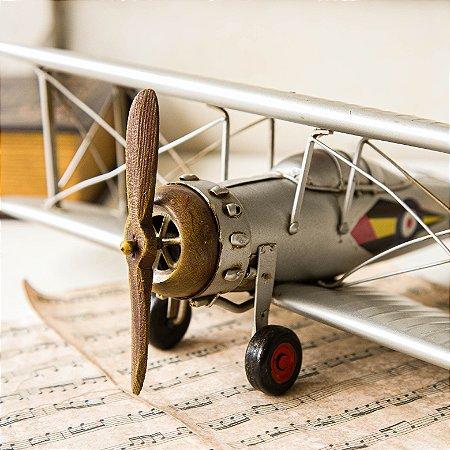 Avião Vintage