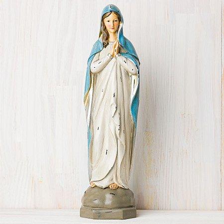 Imagem Nossa Senhora de Lourdes 36 cm