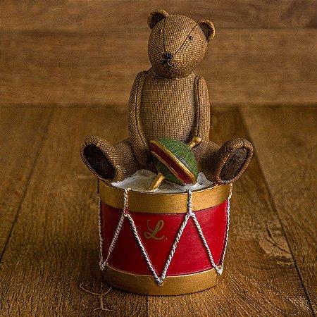 O ursinho e o tambor