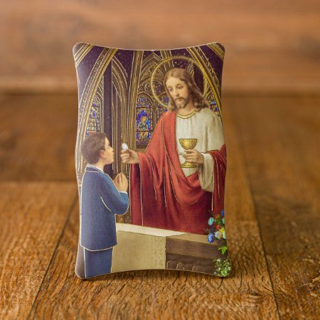 Adorno Italiano Eucaristia para meninos