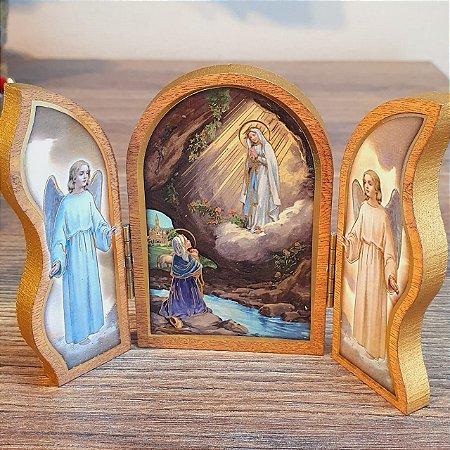 Capela húngara - Nossa Senhora de Lourdes