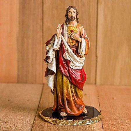 Imagem do Sagrado Coração de Jesus