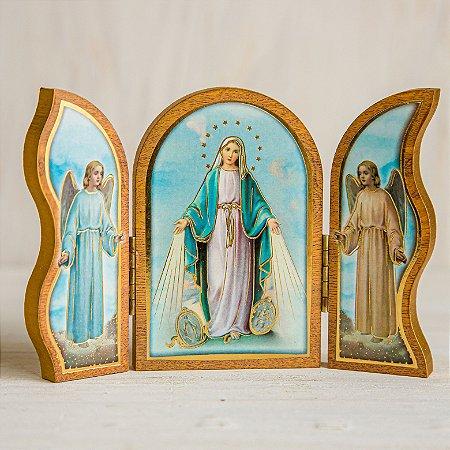 Capelas Húngara Nossa Senhora das Graças
