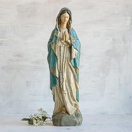 Imagem de Nossa Senhora Lourdes