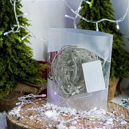 Leds para decoração da Árvore de Natal