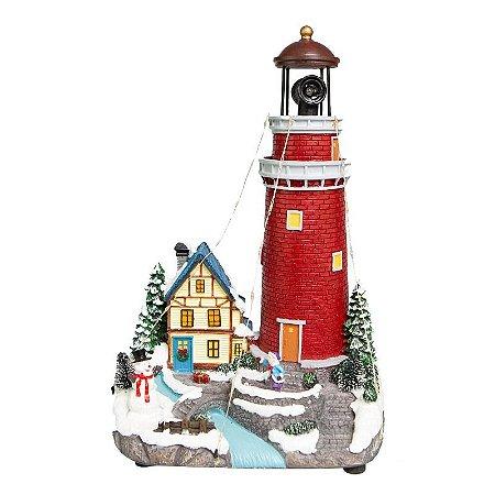 Vila de Natal Lighthouse