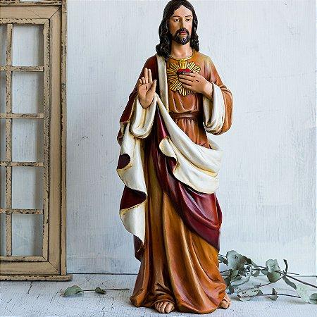 Imagem do Sagrado Coração de Jesus (GG)