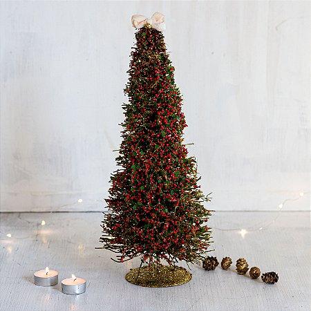 Mini Árvore Decorativa Berry