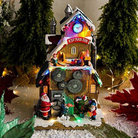 Fabrica de Brinquedos de Natal