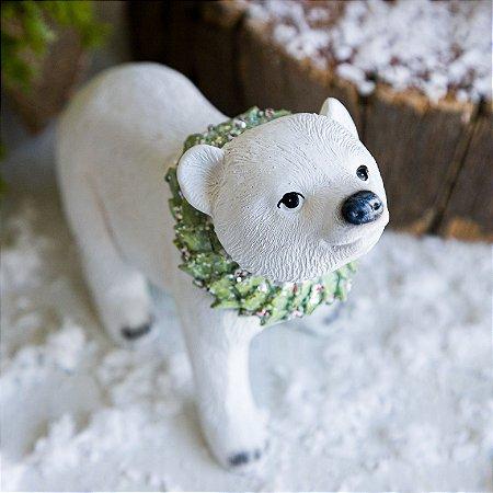 Urso Polar Decorativo