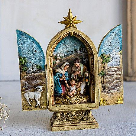 Capela Estrela com a Sagrada Família