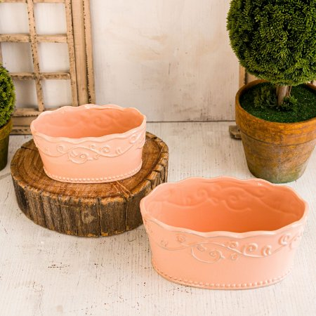 Vasos em Cerâmica Estilo Vintage