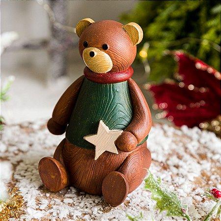 Ursinho com Estrela